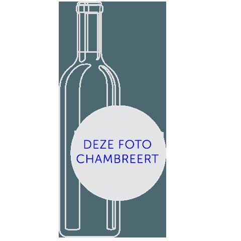Bottle red wine Groszer Wein Rote Küvee 2015