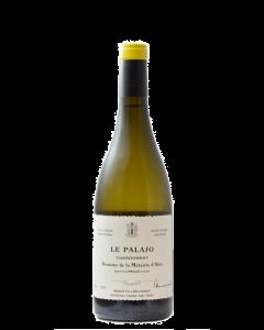 Bottle white wine Domaine de la Métairie d'Alon Chardonnay 'Le Palajo' 2017