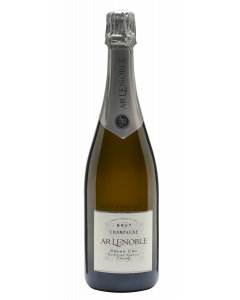 Bottle sparkling wine AR Lenoble Blanc de Blancs Brut Grand Cru Chouilly - Magnum NV