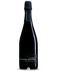 Bottle sparkling wine Benjamin Bridge Brut NV