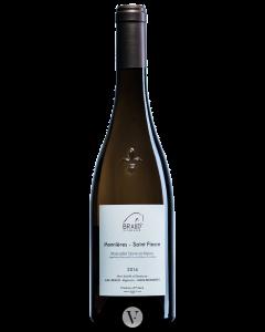 Bottle white wine Domaine Julien Braud Monnières-Saint Fiacre '36 mois sur Lie' 2014