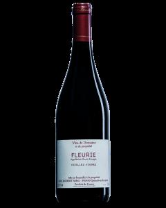 Bottle red wine Domaine Joubert Fleurie Vieilles Vignes 2018