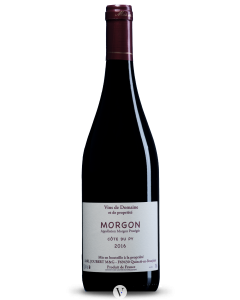 Bottle red wine Domaine Joubert Morgon Côte du Py 2016