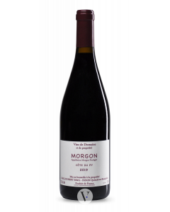 Carine Joubert Morgon Côte du Py Vin Nature 2019