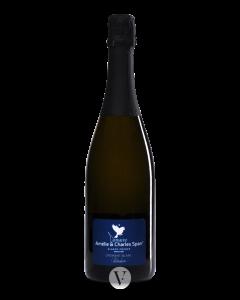 Bottle sparkling wine Domaine Charles & Amélie Sparr Crémant d'Alsace 'Sparrkling Célébration' 2015
