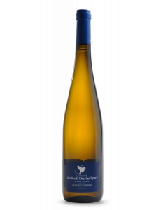 Bottle white wine Domaine Charles & Amélie Sparr Gewurztraminer 'Intuition' 2017