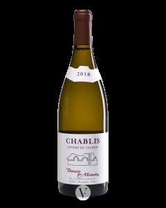 Domaine des Malandes Chablis 'Envers de Valmur' Vieilles Vignes 2018