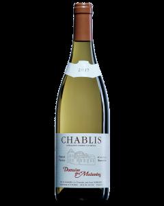 Bottle white wine Domaine des Malandes Chablis 'Tour du Roy' Vieilles Vignes - Half 2017