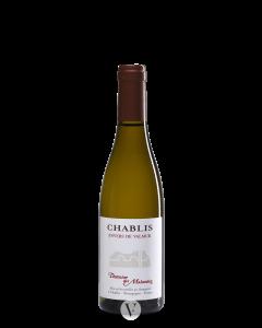 Domaine des Malandes Chablis 'Envers de Valmur' Vieilles Vignes - HALF 2018