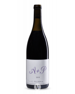 Bottle red wine Daniel Ramos Finca Zerberos A+P 2014