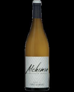 Bottle white wine Domaine de Terres Blanches Alchimie 2017