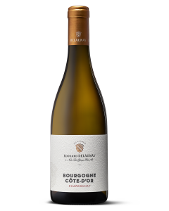 Bottle white wine Edouard Delaunay Bourgogne Côte d'Or Chardonnay 2017