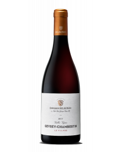 Bottle red wine Edouard Delaunay Gevrey-Chambertin 2017