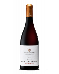 Bottle red wine Edouard Delaunay Nuits-Saint-Georges Premier Cru Aux Chaignots 2017