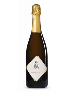 Bottle sparkling wine Entre-Deux-Monts Bacquaert Brut NV