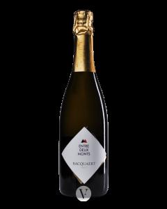 Bottle sparkling wine Entre-Deux-Monts Bacquaert Brut NV