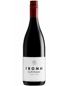 Bottle red wine FROMM Winery La Strada 'Pinot Noir' 2016