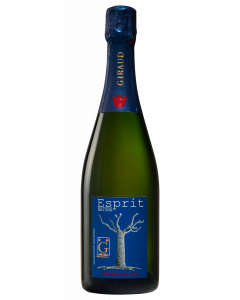 Bottle sparkling wine Domaine Henri Giraud Esprit Nature Brut - Half NV