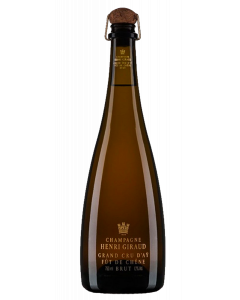 Bottle sparkling wine Domaine Henri Giraud MV 2013 Millésimé 'Grand Cru' - Jeroboam 2013
