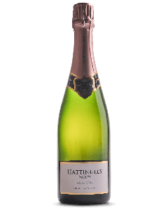 Bottle sparkling wine Hattingley Valley Rosé Brut NV