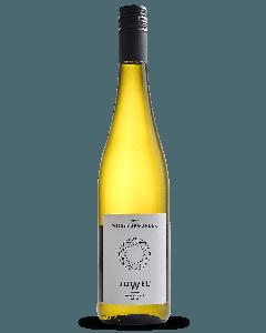 Bottle white wine Juwel Weine Weissburgunder Trocken 2018