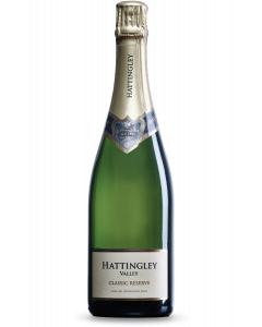 Bottle sparkling wine Hattingley Valley Classic Reserve NV Brut NV