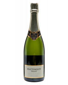 Bottle sparkling wine Hattingley Valley Blanc de Blancs Brut 2013