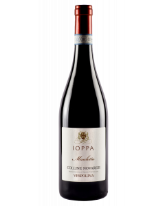 Bottle red wine Azienda Agricola Vitivinicola Ioppa Vespolina 'Mauletta' 2013