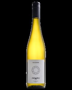 Bottle white wine Juwel Weine Silvaner Trocken 2018