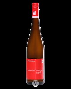 Bottle white wine Weingut Kaufmann Hattenheim Riesling dry 2017