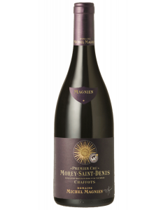 Bottle red wine Domaine Michel Magnien Morey-Saint-Denis Premier Cru 'Les Chaffots' 2014