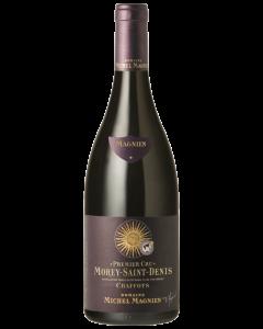 Bottle red wine Domaine Michel Magnien Morey-Saint-Denis Premier Cru 'Les Chaffots' 2015