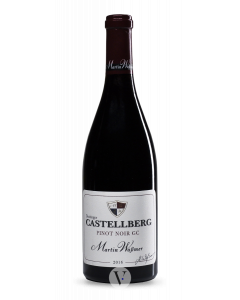 Bottle red wine Weingut Martin Wassmer Pinot Noir 'GC' Dottinger Castellberg 2015