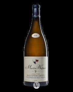 Bottle white wine Weingut Martin Wassmer Weisser Burgunder Schlatter Maltesergarten 'SW' Spätlese Trocken - Magnum 2018