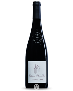 Bottle red wine Château Pierre-Bise Anjou Gamay 2018