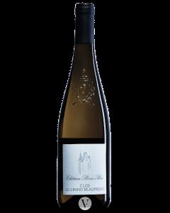 Bottle white wine Château Pierre-Bise Savennières 'Clos le Grand Beaupréau' 2016