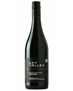 Bottle red wine Spy Valley Pinot Noir 2015