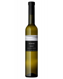 Bottle sweet wine Stratus Vineyards Riesling Icewine 2017