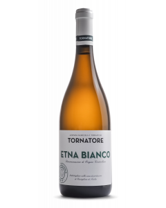 Bottle white wine Francesco Tornatore Etna Bianco 'Carricante' 2018