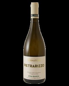 Bottle white wine Francesco Tornatore Etna Bianco Pietrarizzo 2017