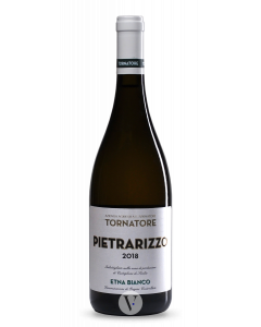 Francesco Tornatore Etna Bianco Pietrarizzo 'Carricante 95, Cataratto 5' Barrel Fermented 2018