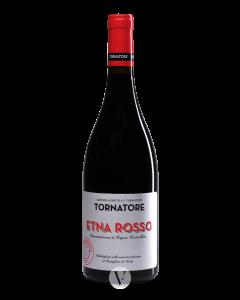 Bottle red wine Francesco Tornatore Etna Rosso 2017