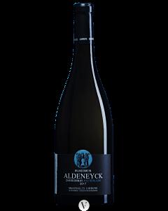 Bottle white wine Wijndomein Aldeneyck Chardonnay Heerenlaak 2017