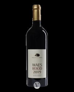 Wijndomein Waes Rood 2019