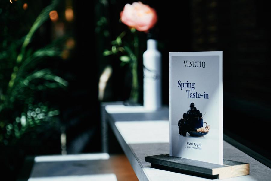 Spring Taste-in