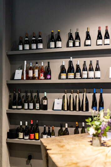 Vinetiq Taste-in Store Antwerpen